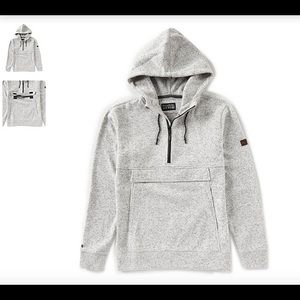 NWT Billabong Furnace Fleece Hoodie - XL